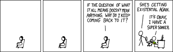'Philosophy' by xkcd
