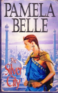 The Silver City: Cover Art