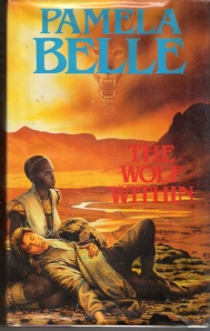 The Wolf Within, cover