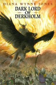 The Dark Lord of Derkholm: cover art