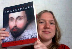 Me and my Riverside Shakespeare