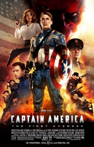 Captain America: The First Avenger - poster