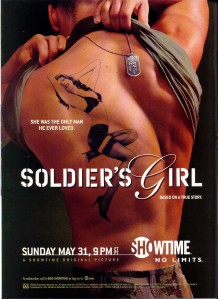 Soldier's Girl poster