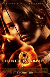 The Hunger Games film poster