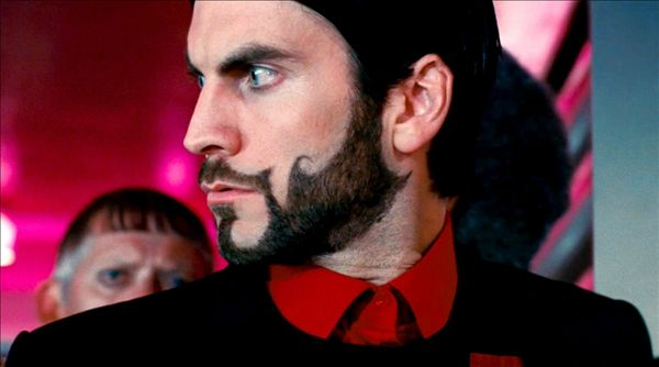 Seneca Crane's most stylish beard