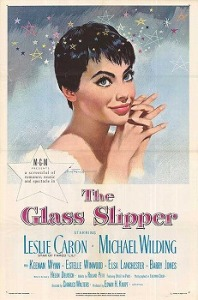 Poster: The Glass Slipper
