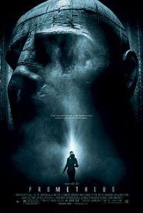 Film poster for Prometheus