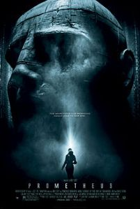 Film poster for Prometheus