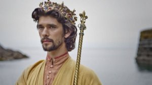 Richard II, played by Ben Whishaw