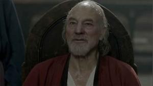 Patrick Stewart as John of Gaunt