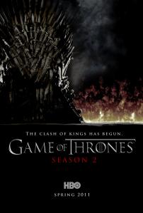 Game of Thrones Season 2 Promo 'The Clash of Kings has begun'