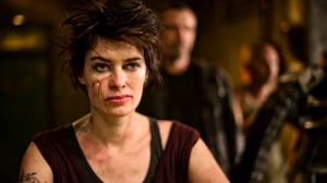 Lena Headey as Ma-Ma in Dredd 3D