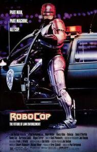Robocop: poster
