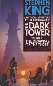 Cover art: The Dark Tower, Vol. 2: The Drawing of the Three