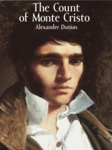 Cover Art: The Count of Monte Cristo