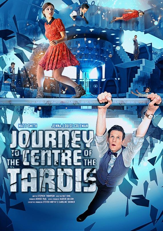 Review: Doctor Who: Journey to the Centre of the TARDIS